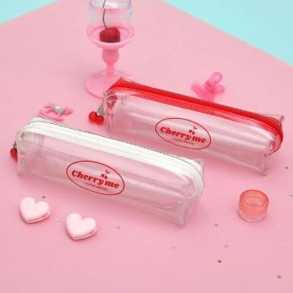 【SECOND MANSION】 Cherry Me Twinkle Pen Case