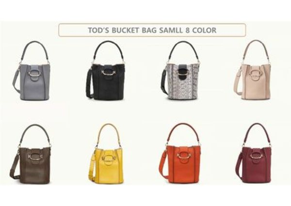 TOD'S(トッズ)BUCKET MINI BAG 8 COLOR