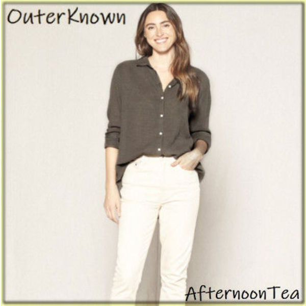 Outerknown COSTA SHIRT コスタシャツ