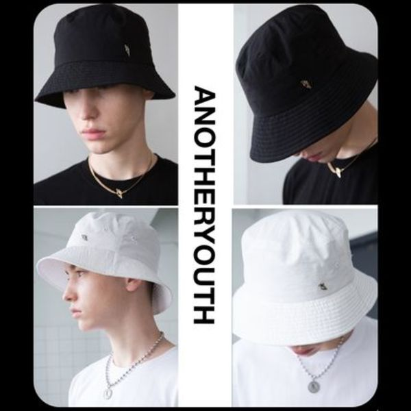 [ ANOTHERYOUTH ] ★BTS着用★ ロゴバケットハット BUCKET HAT