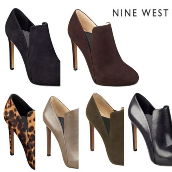 Sale★【Nine West】ブーティー★Nutcracker Dress Booties