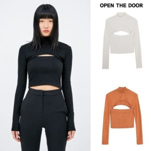 ☆OPEN THE DOOR☆top set pola T - woman