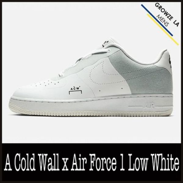 ★【NIKE】追跡発 ナイキ A Cold Wall x Air Force 1 Low White