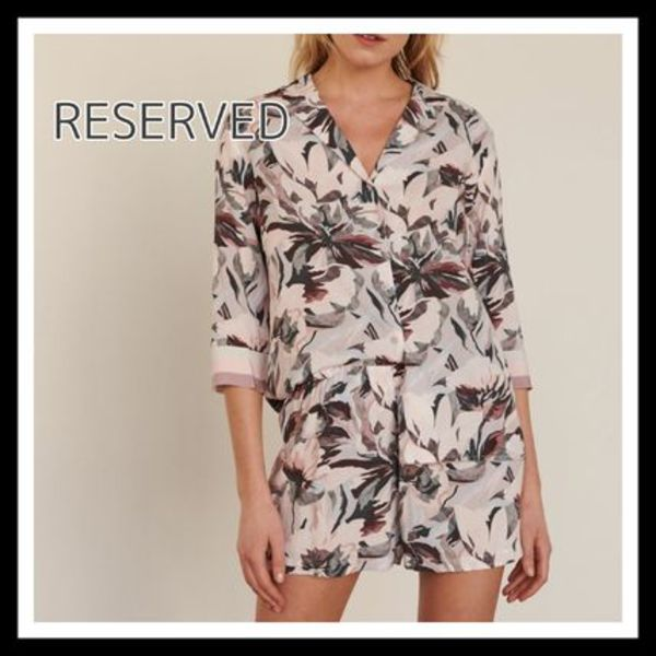 RESERVED☆ビスコーズ パジャマ セット