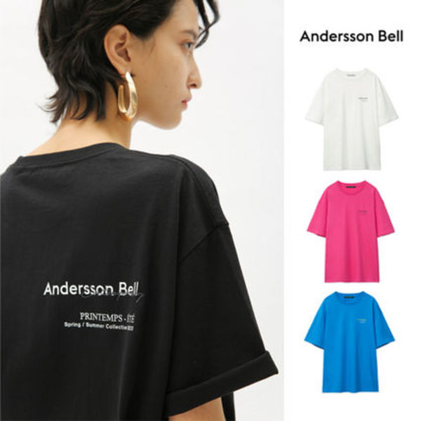 ANDERSSON BELL正規品★20SS★PRINTEMPS ETE シーズンTシャツ