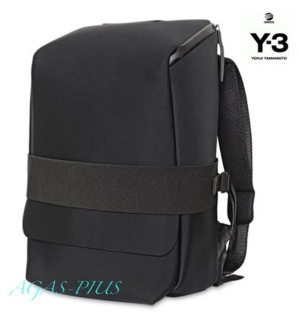 ★Y-3*DAY SMALLバックパック Black*国内発送*関込