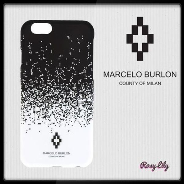 15-16AW◆Pixel pattern iPhone 6 ケース◆Marcelo Burlon