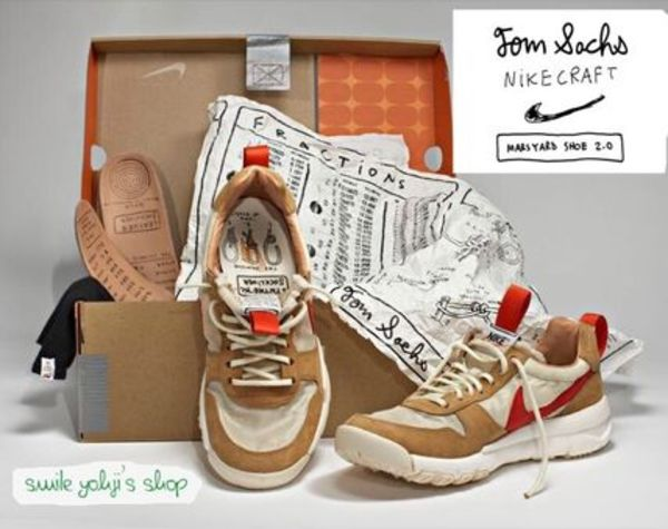 ★大人気★NIKE X Tom Sachs x NikeCraft Mars Yard 2.0