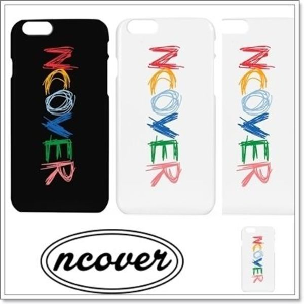 NCOVER★Doodle logo case★iPhone ケース