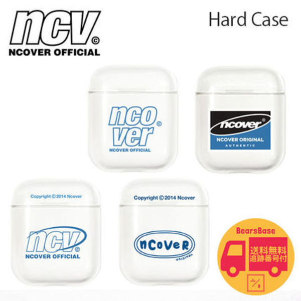 NCOVER AirPods Hard Case BBM73 追跡付