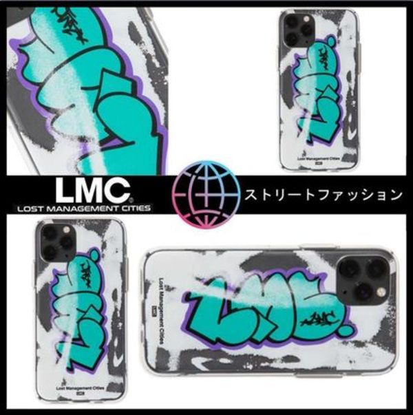 ★送料・関税込★LMC★GRAFFITI OG IPHONE 11 PRO JELL CASE★