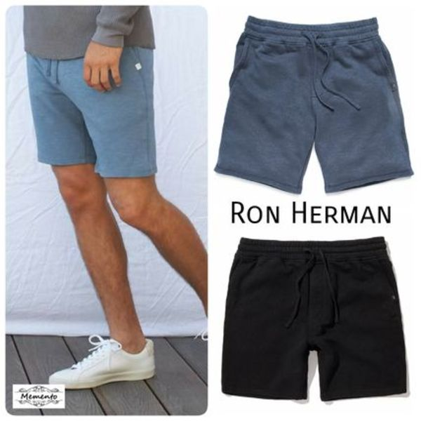 履き心地抜群!Ron Herman☆SUR SWEATSHORTS