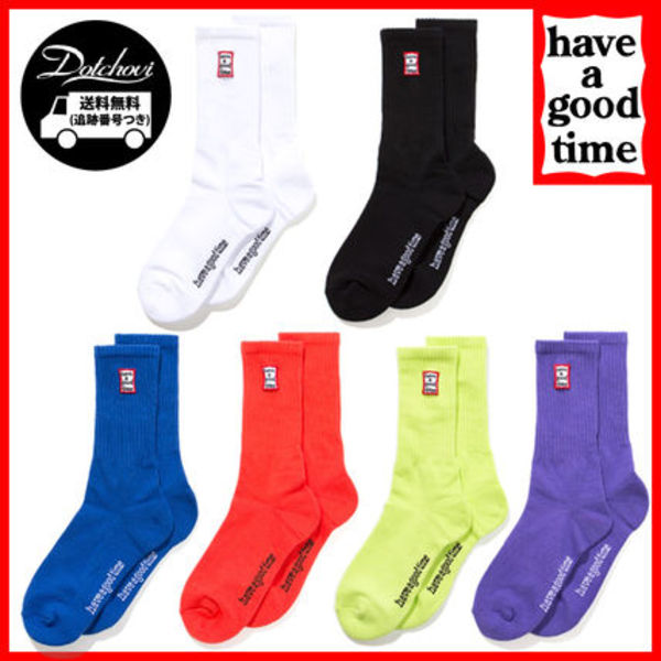 have a good time Frame Socks MH1546 追跡付