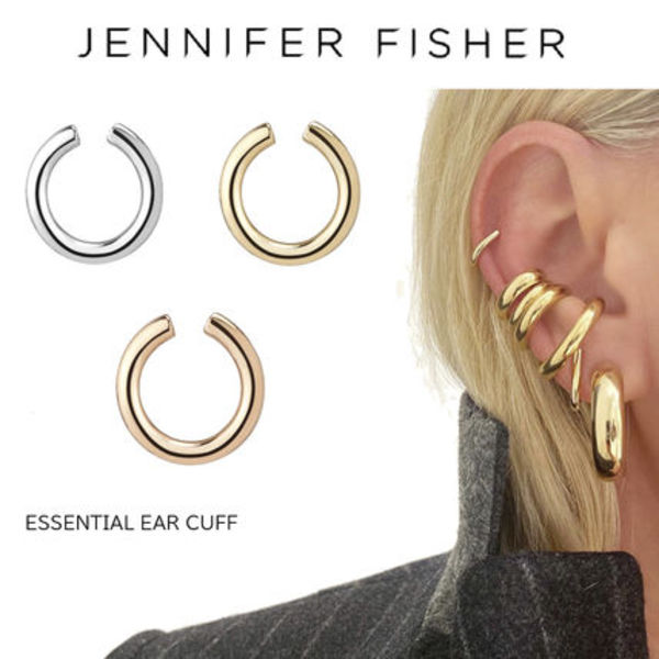【JENNIFER FISHER】海外セレブ多数愛用!★ESSENTIAL EAR CUFF