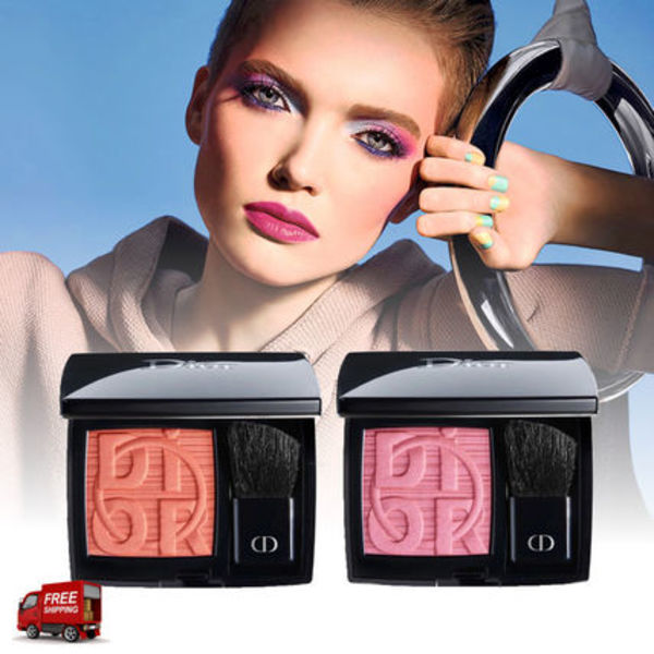 Dior☆2020夏☆COLOR GAMES☆ROUGE BLUSH パウダーチーク 2種