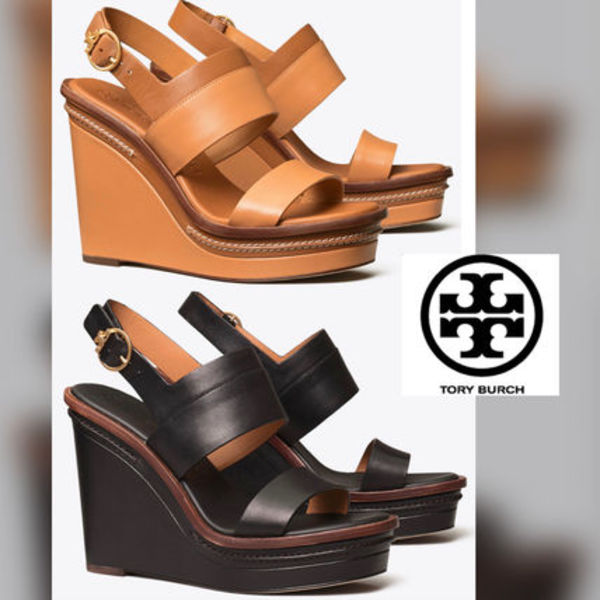 ★TORY BURCH★SELBY WEDGE SANDAL /2020SSセール!