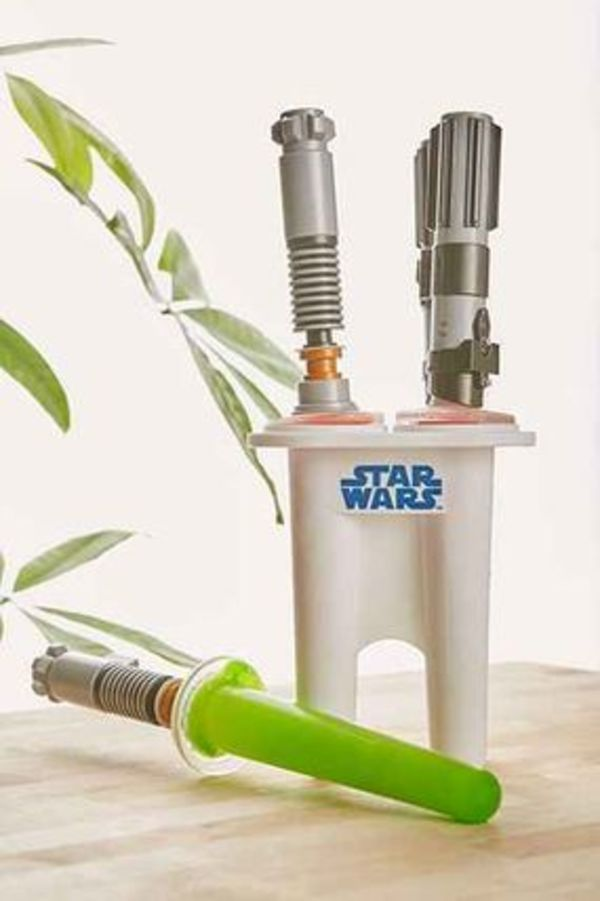 【UO】光る☆Star Wars Lightsaber Ice Pop Maker