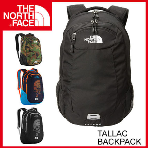 最短翌日着)THE NORTH FACE TALLAC BACKPACK   タラック