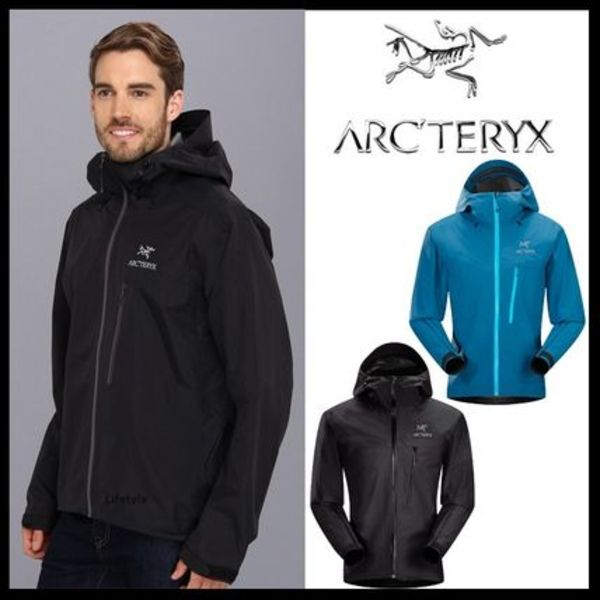 【即発送料込】防水&軽い!! ARC'TERYX Alpha SL Jacket Men's!!