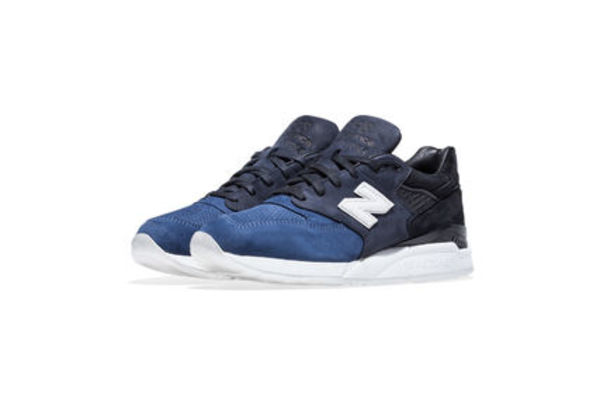 【海外限定】Ronnie Fieg x New Balance 998 City Never Sleeps