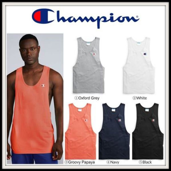 NEW!! 19SS!! ☆Champion☆Men's Muscle Tank