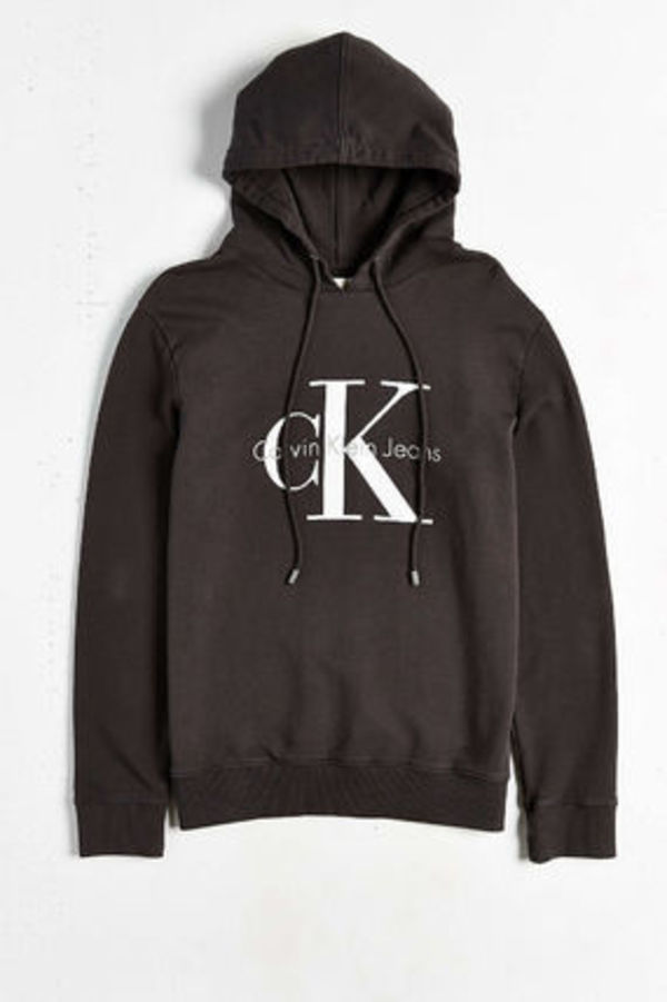入手困難★関税込★Calvin Klein Jeans Reissue Hooded Sweat