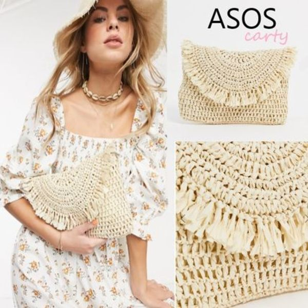 【ASOS】ストロークラッチバッグ 送料・関税込み