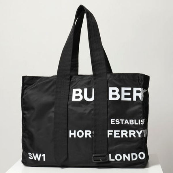 BURBERRY トートバッグ  8014547 ML TRENCH TOTE BE9