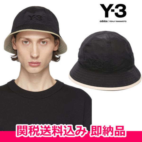 即納品!Y-3 REVERSIBLE BUCKET HAT