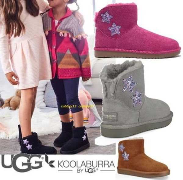 大人OK★スターが可愛い★Koolaburra by UGG Koola Star Mini