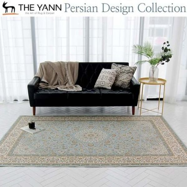 THE YANN(ザ・ヤン)★Persian Design Collection Rug - 95 X 140