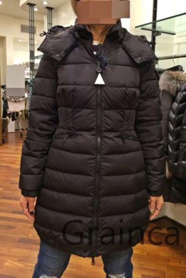 MONCLER★15/16AW最新作CHARPAL・今季も完売必至♪★ブラック