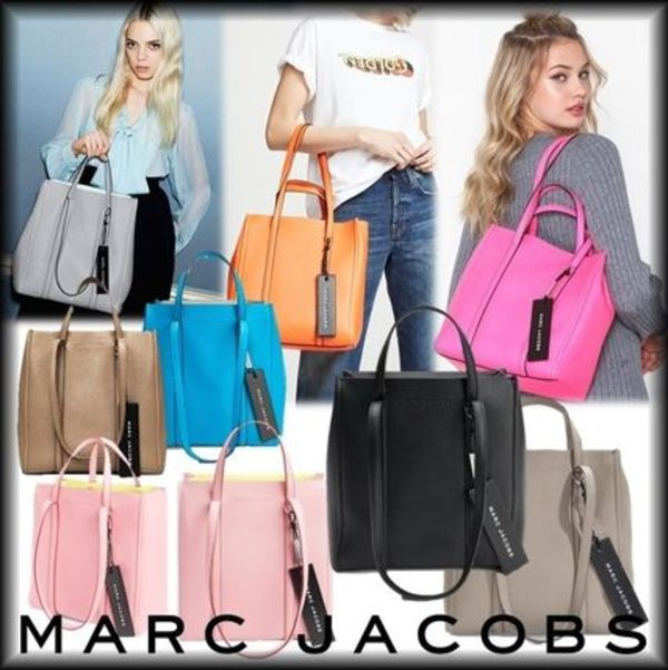 SAEL! Marc Jacobs The Tag 27 Tote Bag★ザ タグ トート 全9色