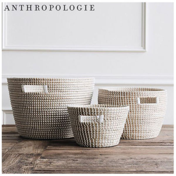 Anthroporogie  Connected Goods Nina バスケット size L