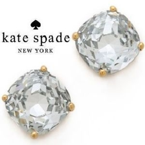 ★Kate Spade New York★Small Square Stud Earrings