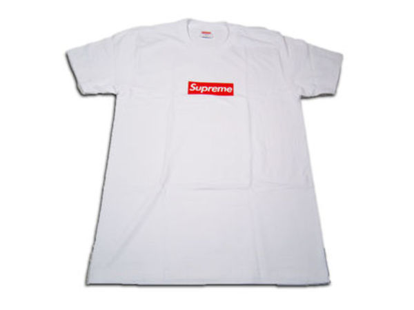Supreme SS14 20th Anniversary Box Logo Tee White 送料無料