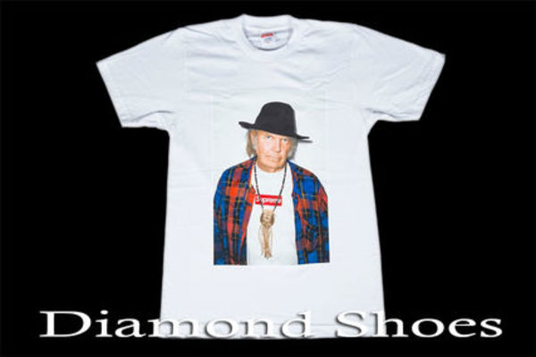 Supreme SS 2015 Neil Young Tee White S-XL ホワイト 送料無料