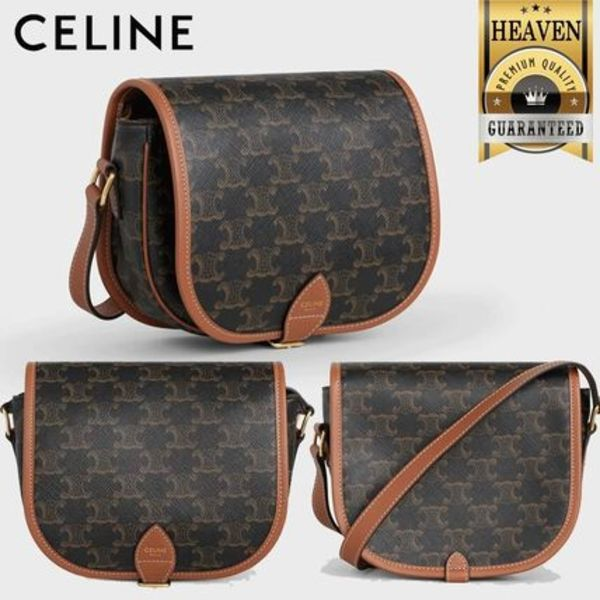 累積売上総額第1位!【CELINE】MEDIUM FOLCO BAG_191502BZJ