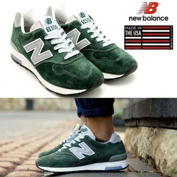 New Balance x J Crew・Made In USA【M1400MG】