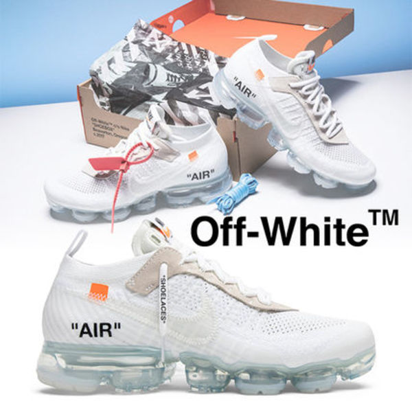 入手困難!NIKE OFF-WHITE x Air VaporMax 'Part 2'