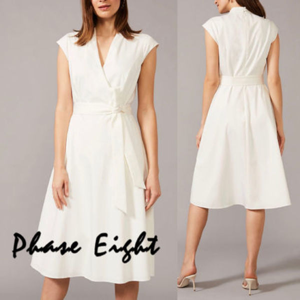 【Phase Eight】Gracelyn Fit And Flareドレス