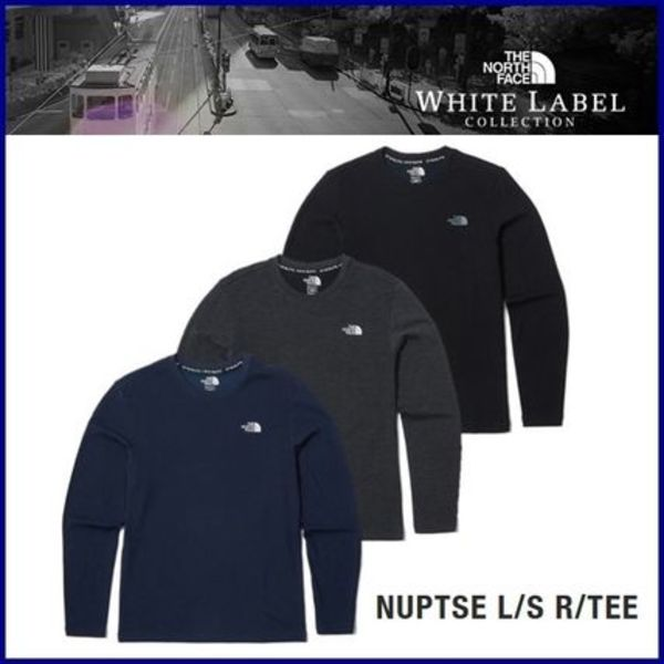 ◆THE NORTH FACE◆ NUPTSE Long Sleeves Round TEE 3色