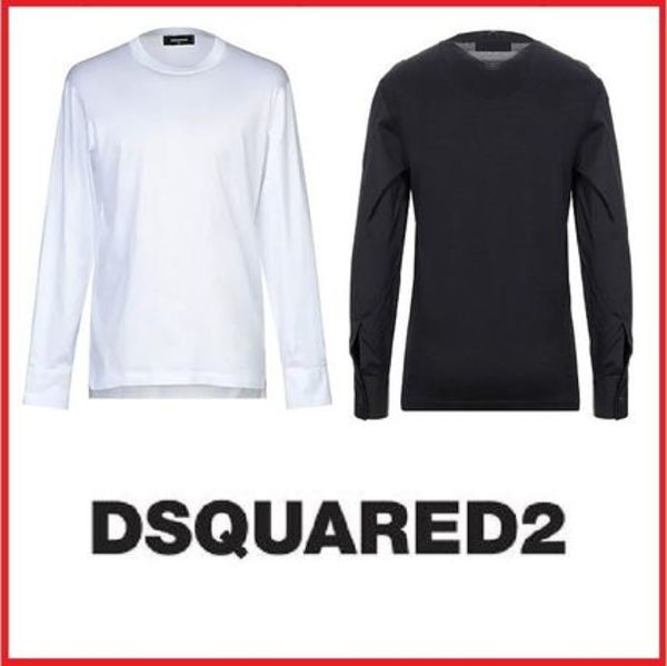 D SQUARED2★長袖 Tシャツ 送料・関税込み