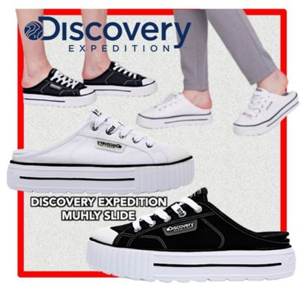 ☆Discovery EXPEDITION☆MUHLY SLIDE★ミュール★2色