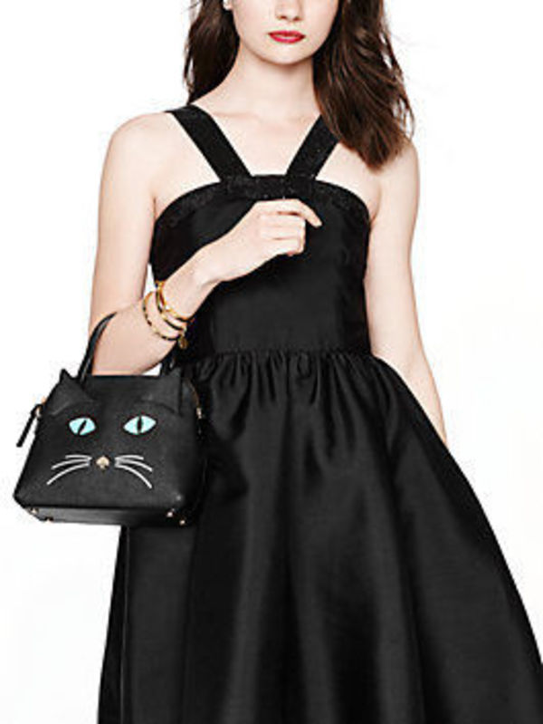 【NY発】◆Kate Spade◆ 国内完売! CAT'S MEOW CAT SMALL MAISE
