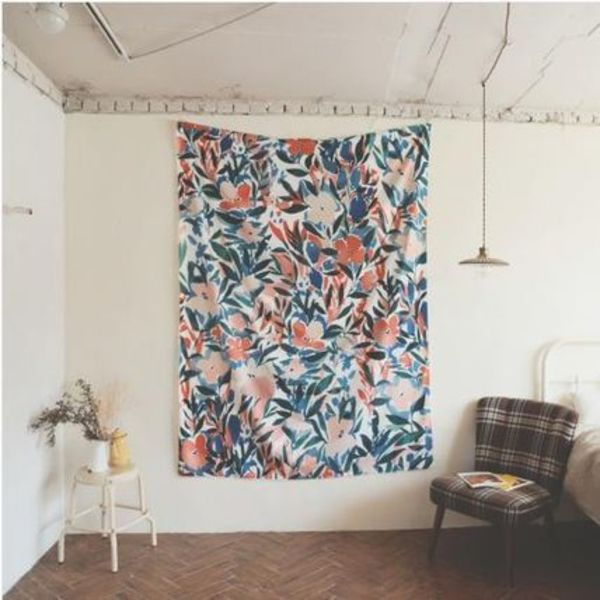 【carda】Provence Spring Fabric Poster