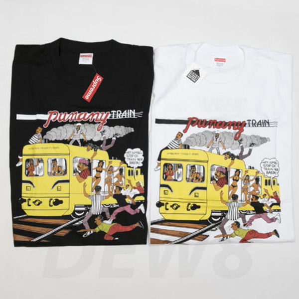 Supreme Limonious Punany Train Tee シュプリーム 国内 送料込