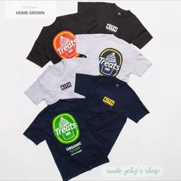 ★大人気★KITH TREATS Home Grown Tee