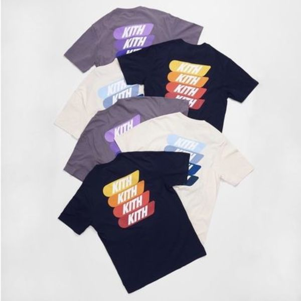 日本未発売!【KITH】Monday Program SUMMER SHADE TEE