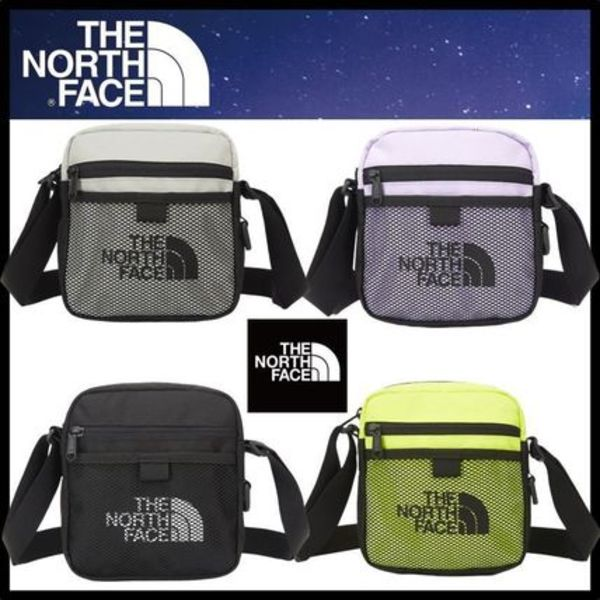 ☆送料・関税込☆THE NORTH FACE★MESH CROSS BAG★4色★
